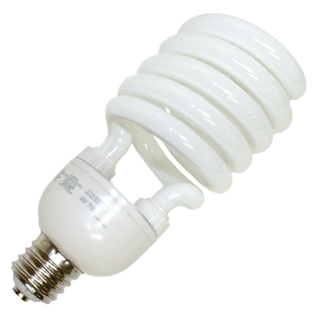 (6-Pack) TCP 2896851K 68-watt 5100-Kelvin Springlamp CFL Light Bulb
