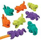 Rubber Eraser Eaters Pencil Toppers/24 count