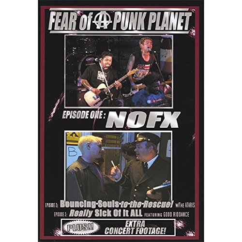 Fear of a Punk Planet, Vol. 1 - Member 1 The For Planet