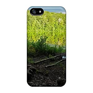 NikRun YNrZQ3302qGMkX Protective Case For Iphone 5/5s(in Forest)