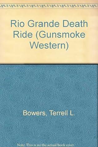 book cover of Rio Grande Death Ride