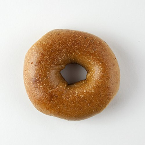 (24 Whole Wheat NYC Mini Bagels)