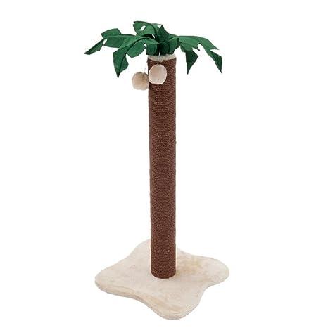 Coco Palm - Poste rascador para gatos