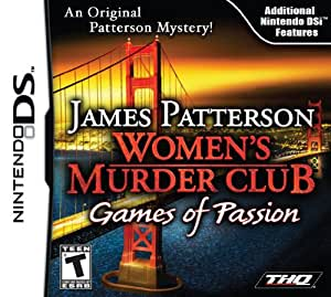 Women's Murder Club Games of Passion - Nintendo DS Standard Edition