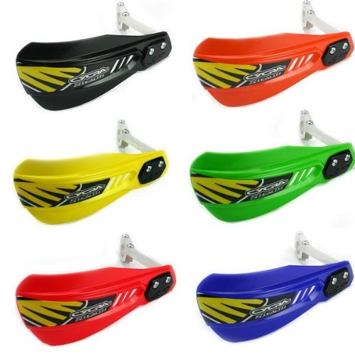 Cycra Stealth MX Handguards (RED)