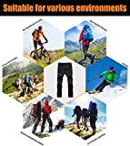 BIYLACLESEN Fishing Pants for Men Hiking Pants Mens