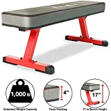 """Best Fitness Folding Benches - Fitness Reality 1500 4"""" Extra Thick Pad Flat Review"""