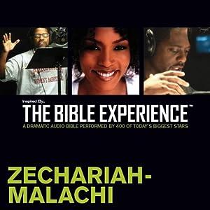 Zechariah - Malachi Audiobook