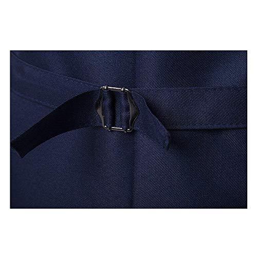 Version Tailleur Unie De Xdljl Coréenne Décontracté Trois Homme La Black Couleur Boutons À 1tqOtdTnwW