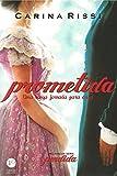 capa de Prometida. Uma Longa Jornada Para Casa - Volume 4. Série Perdida
