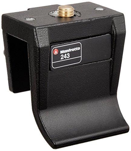 Manfrotto 243 Car Window Pod - Replaces 3292,Black,6.4 ounces