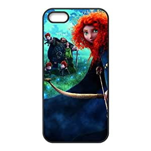 iPhone 4 4s Cell Phone Case Black Disneys Brave Atuzr