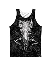 Alien Hive Mens Sublimation Polyester Tank Top Shirt