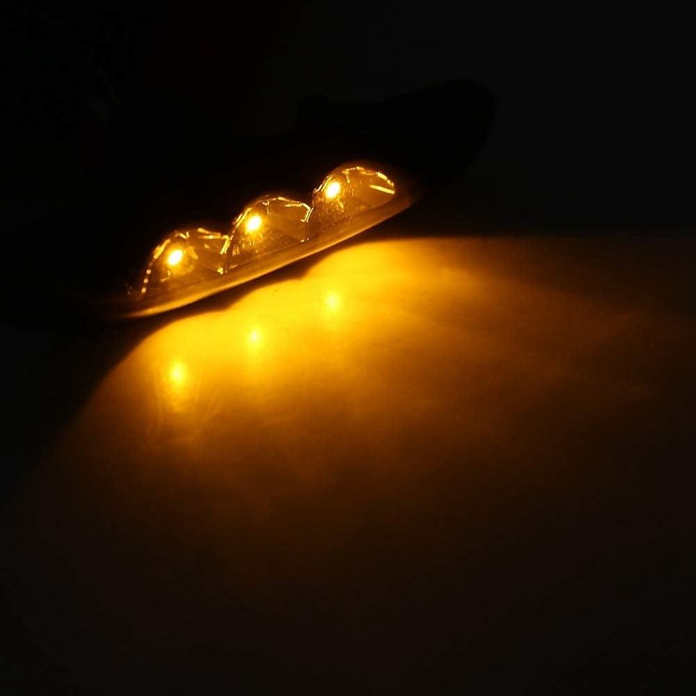 Broco Side Marker CLIGNOTANTS LED for BMW E82 E88 E60 E61 E90 E91 E92 E93 fum/ée