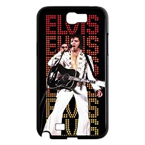 XOXOX Customized Cell phone Cases of Elvis Presley Phone Case For Samsung Galaxy Note 2 N7100 [Pattern-6]