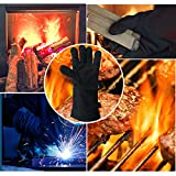 Premium Leather Welding gloves Extreme Heat/Fire
