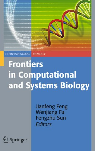 Download Frontiers in Computational and Systems Biology: 15 (Computational Biology) Pdf