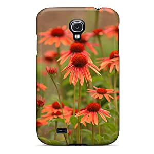 Faddish Phone Variety Daisies Case For Galaxy S4 / Perfect Case Cover
