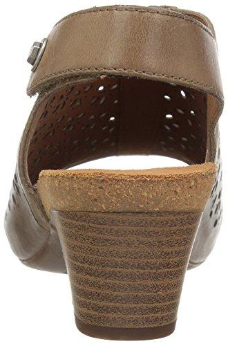 33 Sandal Ruth Josef Biege Platform Women's Dress Seibel q8WF81wtZC