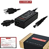 Xavengar HP Compaq Presario, HP EliteBook , HP Pavilion Laptop Power Charger Adadpter Power Supply Cord Replacement for compatible models