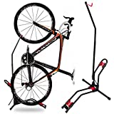 JAPUSOON Bike Stand Vertical Bike Rack,Upright