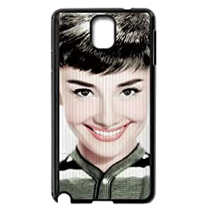 Audrey Hepburn Samsung Galaxy Note 3 Cell Phone Case Black E1315050