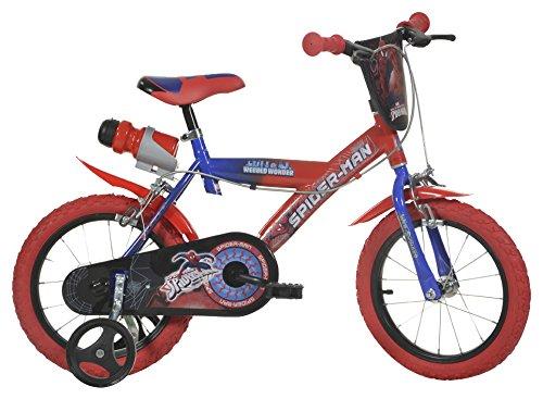 Dino Bikes 163 g-sagb 16 Zoll Spiderman Fahrrad