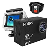 4K UltraHD Sport Action Camera F60R WIFI Waterproof Video Camera 16MP/12MP 4K 30FPS 1080P 60FPS 2.0 Inch LCD 170 Degree Lens Helmet Cam Marine Diving Recorder DV Camcorder With Remote Control Action Cameras HDERS