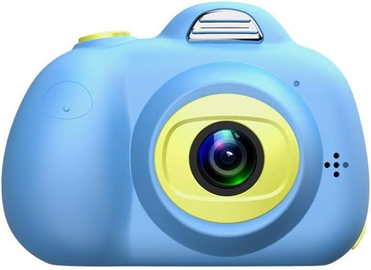 Noodei Cámara de Juguetes para niños para niñas de 3 a 6 años, cámaras compactas para niños, cámara de Video HD (Color : T3): Amazon.es: Electrónica