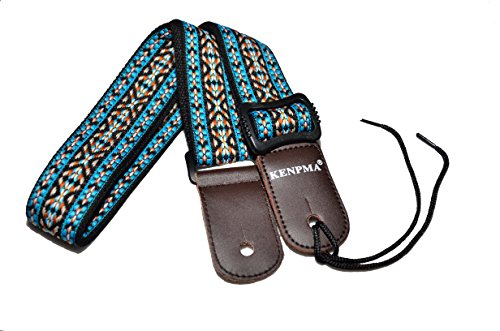 KENPMA Adjustable Ukulele Shoulder Leather product image