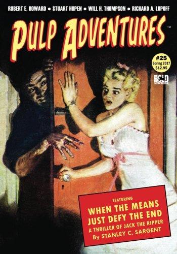 Pulp Adventures #25: The Golden Saint Meets the Scorpion Queen (Volume 25)