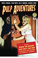 Pulp Adventures #25: The Golden Saint Meets the Scorpion Queen (Volume 25) Paperback