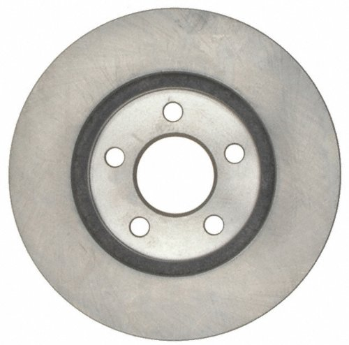 ACDelco 18A730A Advantage Non-Coated Front Disc Brake Rotor