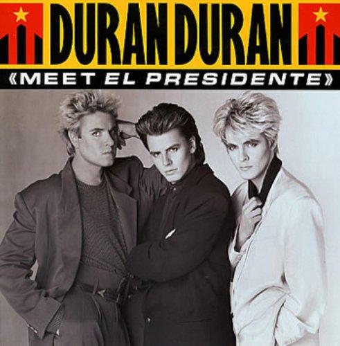 (Meet el presidente (1987) / Vinyl Maxi Single [Vinyl 12''])
