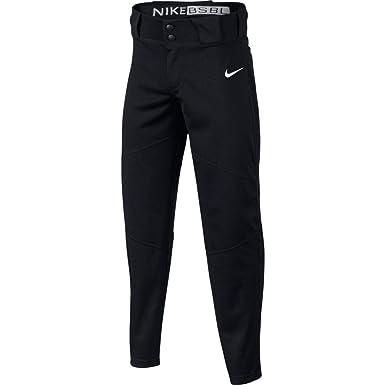 c85b35b9afe2 Amazon.com  Nike Boys  Pro Vapor Baseball Pants (Black L)❗️Ships ...