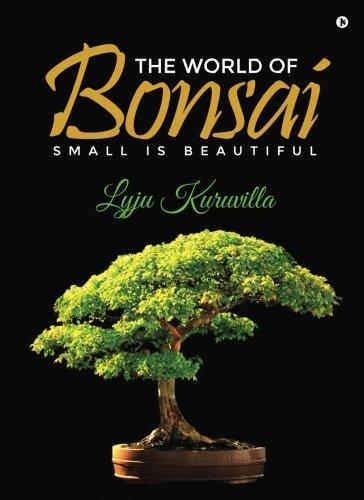 The World of Bonsai: Small is Beautiful: Amazon.es