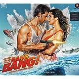 BANG BANG (Bollywood Soundtrack CD) 2014 - Hrithik Roshan, Kathrina Kaif