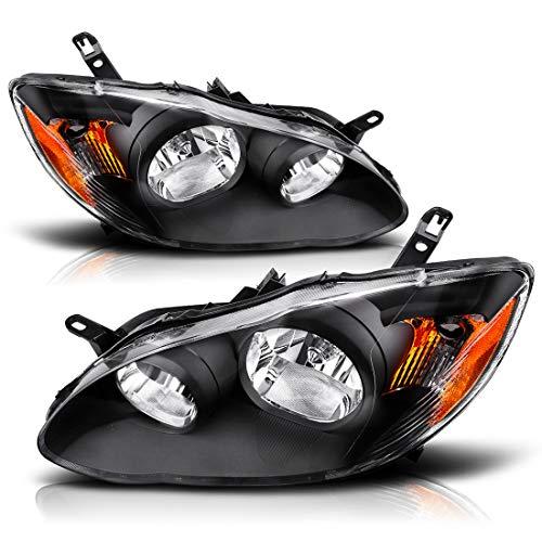 03 corolla headlights assembly - 4