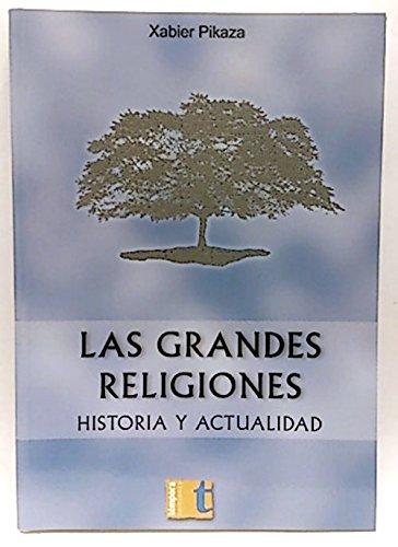 Las grandes religiones: historia y actualidad: Amazon.es: Libros