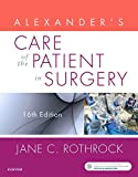 Alexander's Care of the Patient in Surgery, 16e