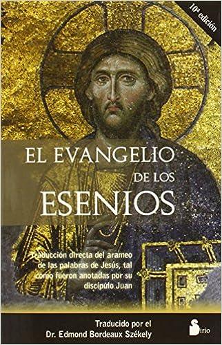 Book El Evangelio de los Esenios
