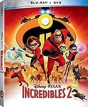 Blu-ray Incredibles me 2 Wm version