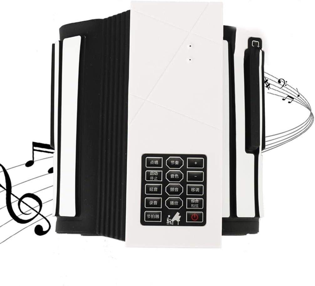 Pianos Teclados Roll Up Midi Plegable Bluetooth Inicio ...