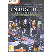 Deals on Injustice: Gods Among Us Ultimate Edition for PC