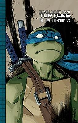 Teenage Mutant Ninja Turtles: The IDW Collection Vol. 3
