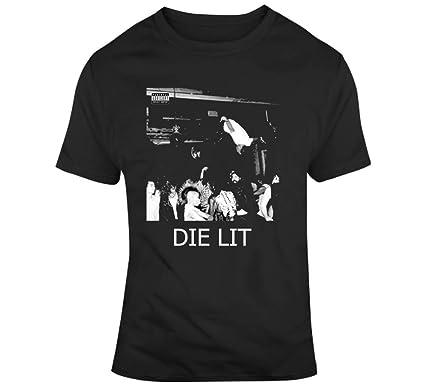 Amazon com: YSZM Playboi Carti Die Lit Album Cover Poster T Shirt