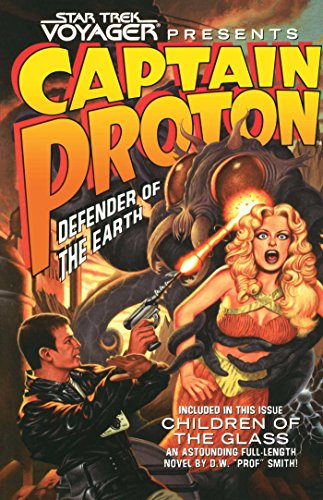 Amazon captain proton defender of the earth star trek captain proton defender of the earth star trek voyager by smith fandeluxe PDF