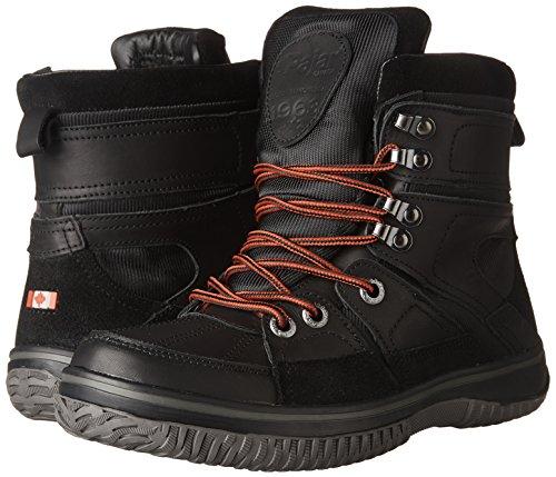 Pajar Galton Støvler - Mens Svart