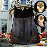 Apsung 12.46ft Halloween Decorations, LED Hanging
