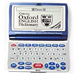 Seiko ER8100 Britannica & Oxford Encycolpedia Dictionary Thesaurus Spellchecker Silver / Blue Dimension 0.78x6x2 inches